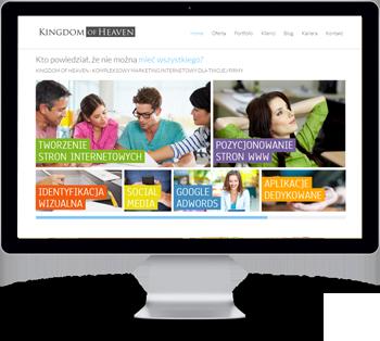 projektowanie stron internetowych - agencja interaktywna kraków warszawa